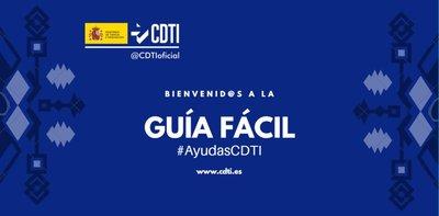 CDTI ha editado una guía para facilitar la búsqueda de las ayudas que ofrece este organismo