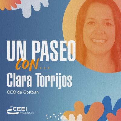 Un paseo con Clara Torrijos