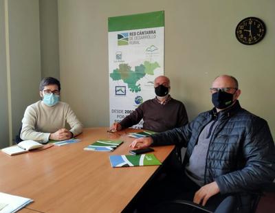 La Red Cántabra de Desarrollo Rural y el Consejo de la Juventud de Cantabria trabajarán juntos para combatir la despoblación