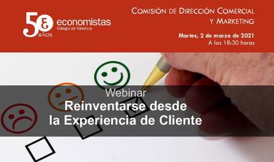 Reinventarse desde la experiencia de cliente