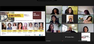 8 Mujeres 8 mensajes