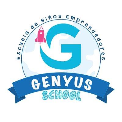 Genyus School, Escuela de Niñ@s y Jóvenes Emprendedores