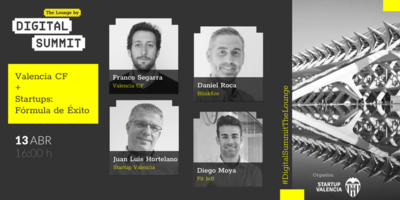 Valencia CF + Startups: Fórmula de Éxito