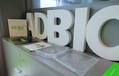 Blister con material PLA-Premium biobasado y compostable