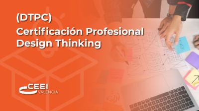 Certificación Profesional Design Thinking (CPDT)