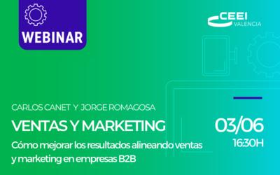 Cómo mejorar los resultados alineando marketing y ventas.
