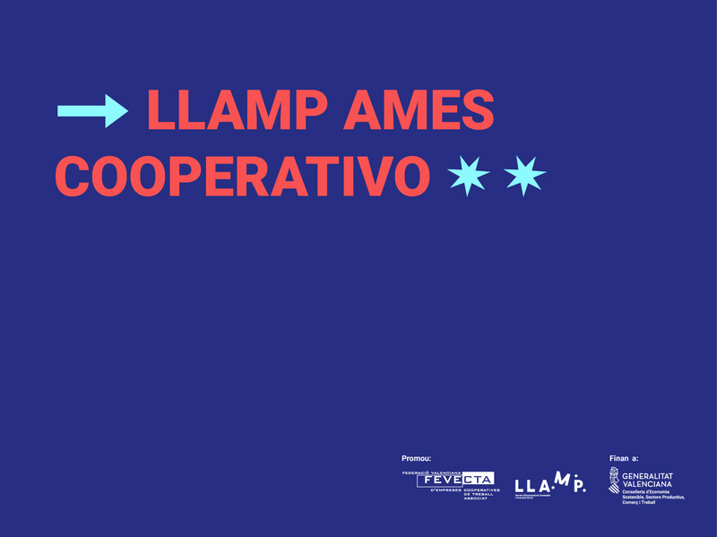 Presentación LLAMP AMES - FEVECTA cooperativas