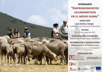 Seminario sobre emprendimientos colaborativos en el medio rural