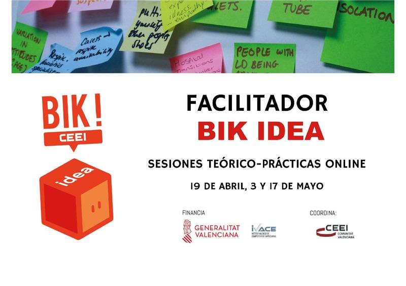 Presentación programa Facilitador BIK Idea 2021
