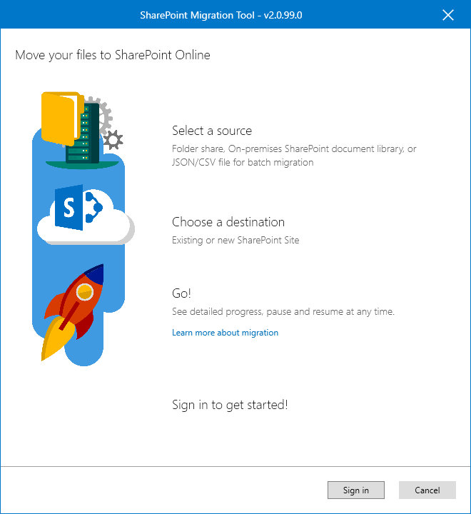 SharePoint Migration Tool - iXiT