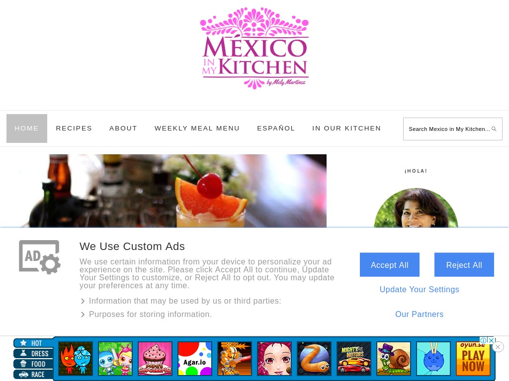 The richness of the Mexican Gastronomy